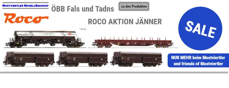 ROCO AKTION JÄNNER