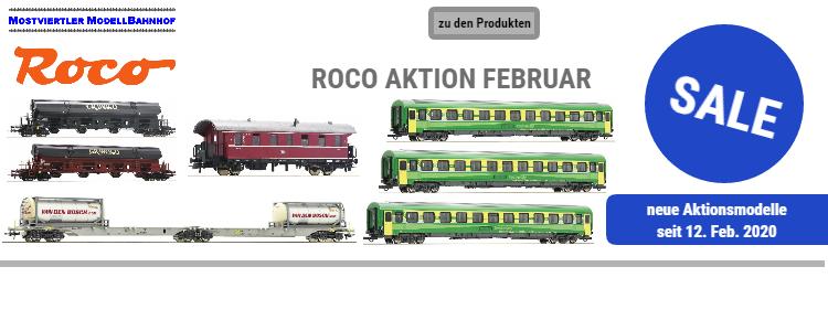 ROCO AKTION FEBRUAR