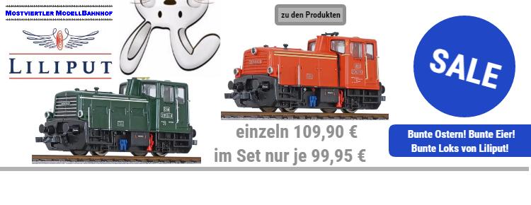 ÖBB Reihe 2060 zum Oster-Aktionspreis