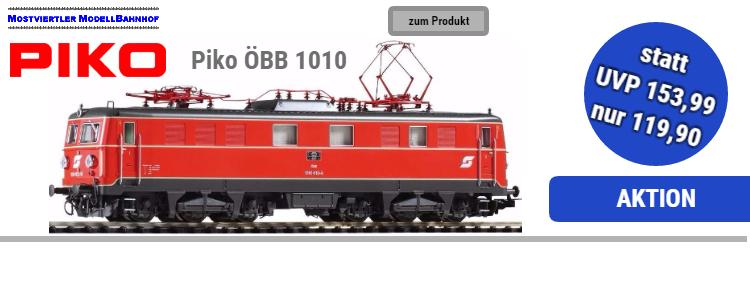 Piko ÖBB Elektrolok 1010