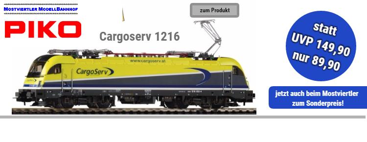 Piko CargoServ 1216er