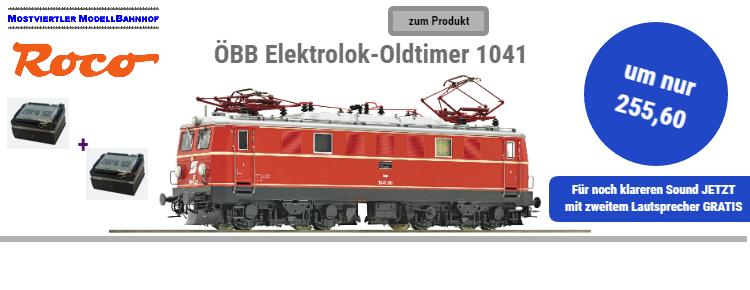 ÖBB Elektrolok 1041